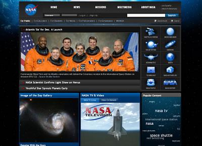 Web 2.0 presso la NASA